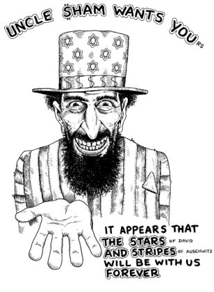 Anti-Semitic Cartoon 2