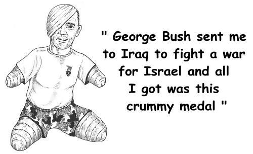Anti-Semitic Cartoon 3