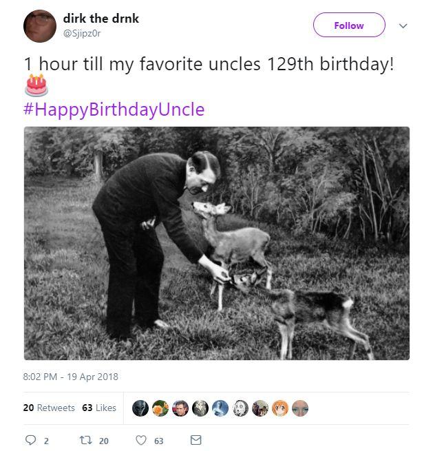 Hitler Birthday 2