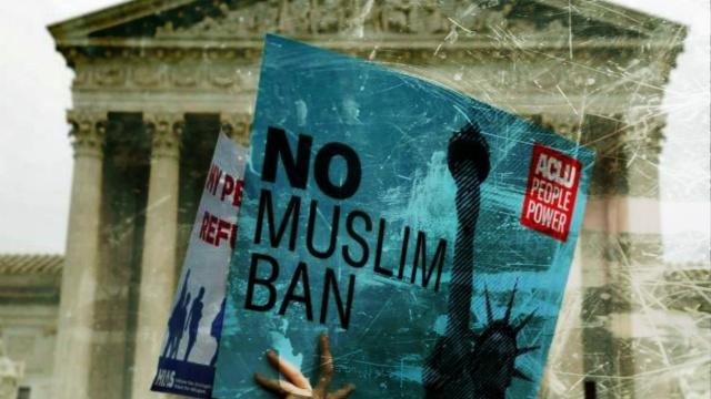 SCOTUS Muslim Ban