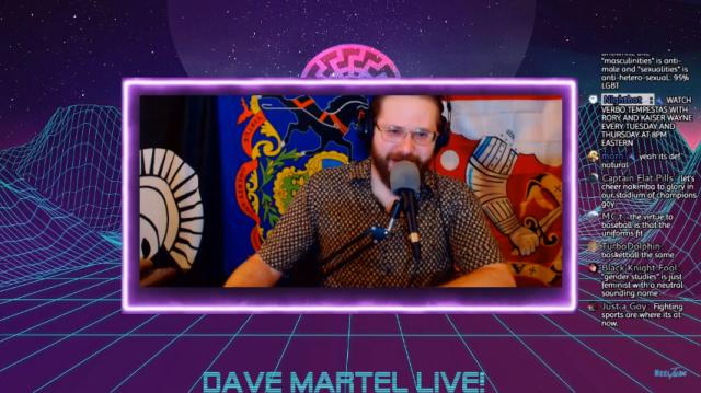 Dave Martel 1
