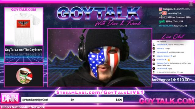 Goy Talk 1