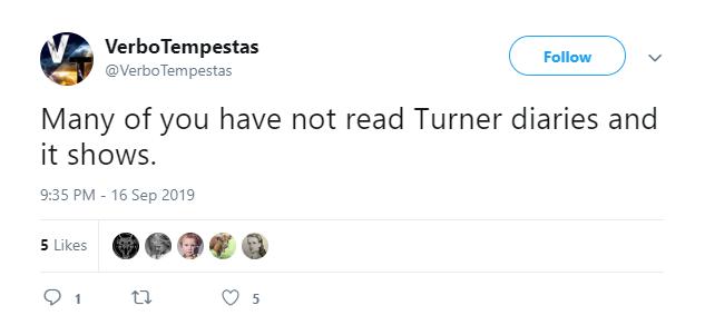 Verbo Tempestas Tweet